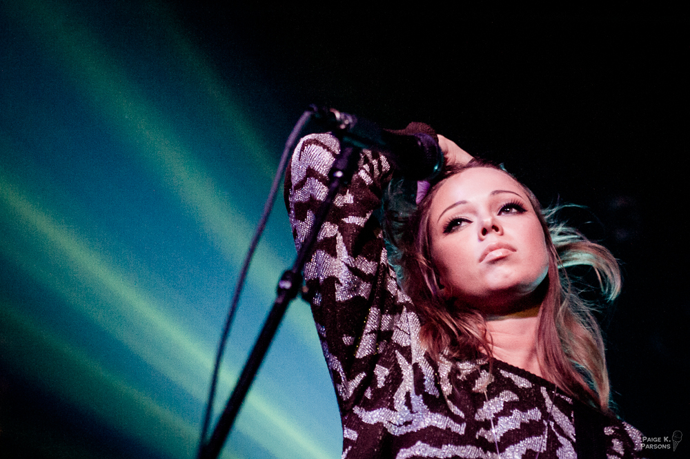 Ruth Radelet of Chromatics
