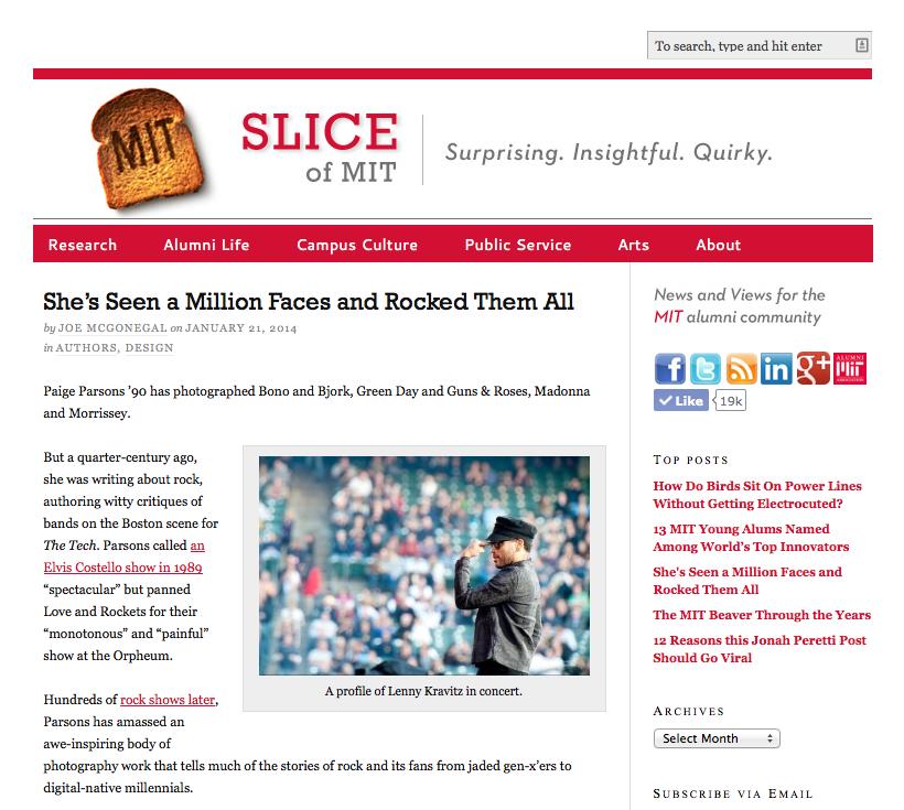 Slice of MIT screen shot