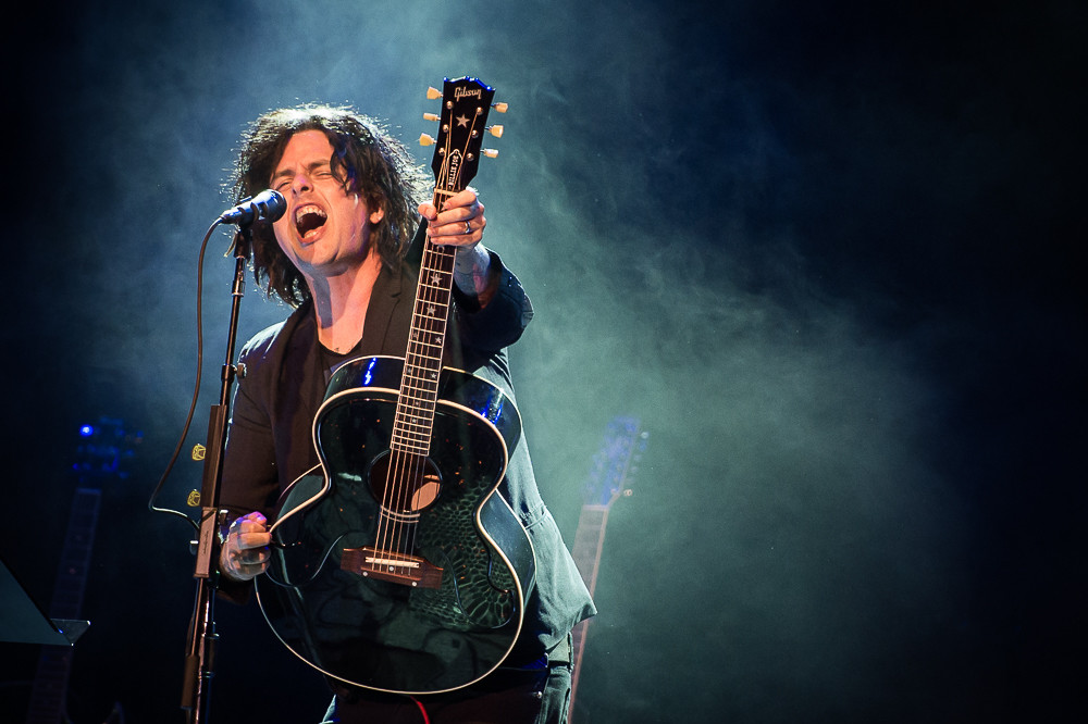 Billie Joe Armstrong at The Fillmore
