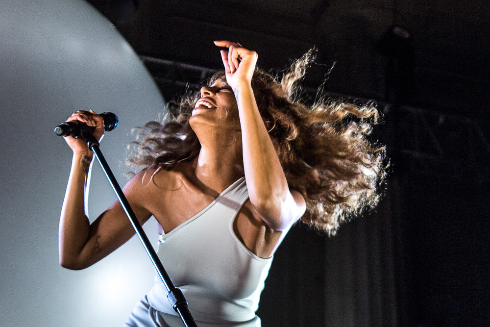 Solange at The Greek, Berkeley