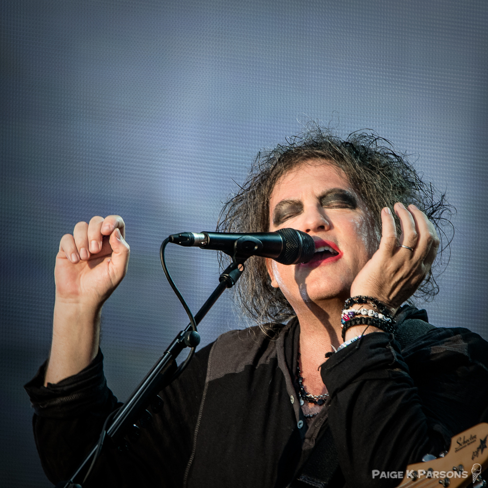 The Cure Hyde Park pkp-7212-2