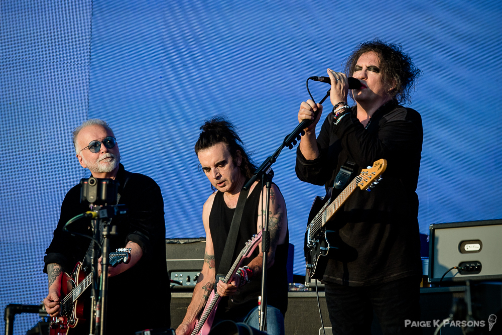 The Cure Hyde Park pkp-7625