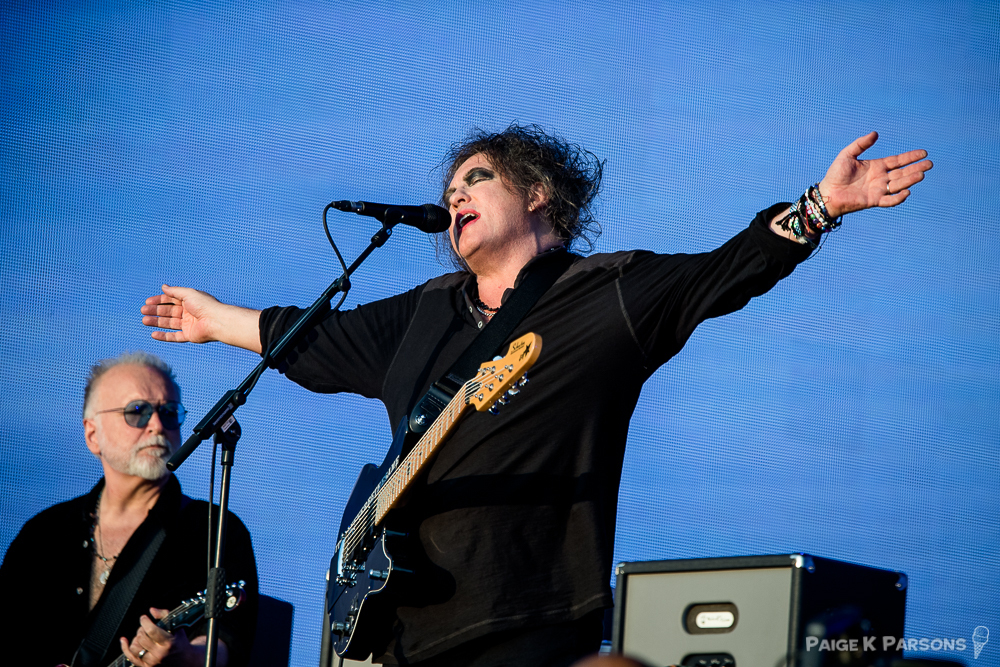 The Cure Hyde Park pkp-7650