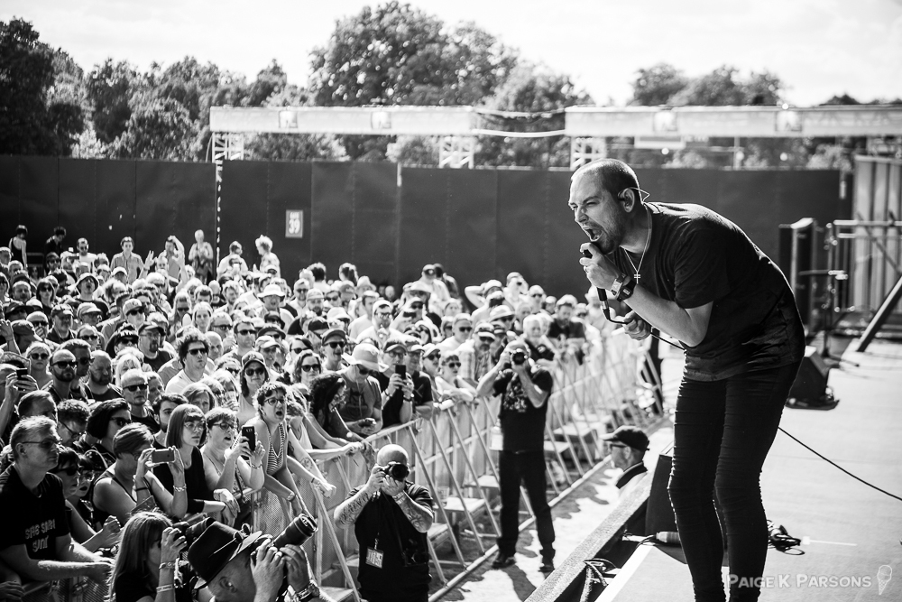 The Twilight Sad Hyde Park pkp-4645