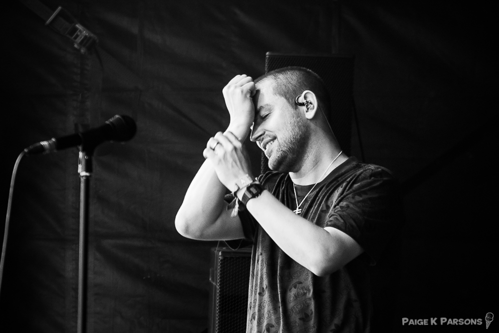 The Twilight Sad Hyde Park pkp-4772
