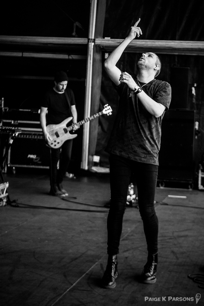The Twilight Sad Hyde Park pkp-4939