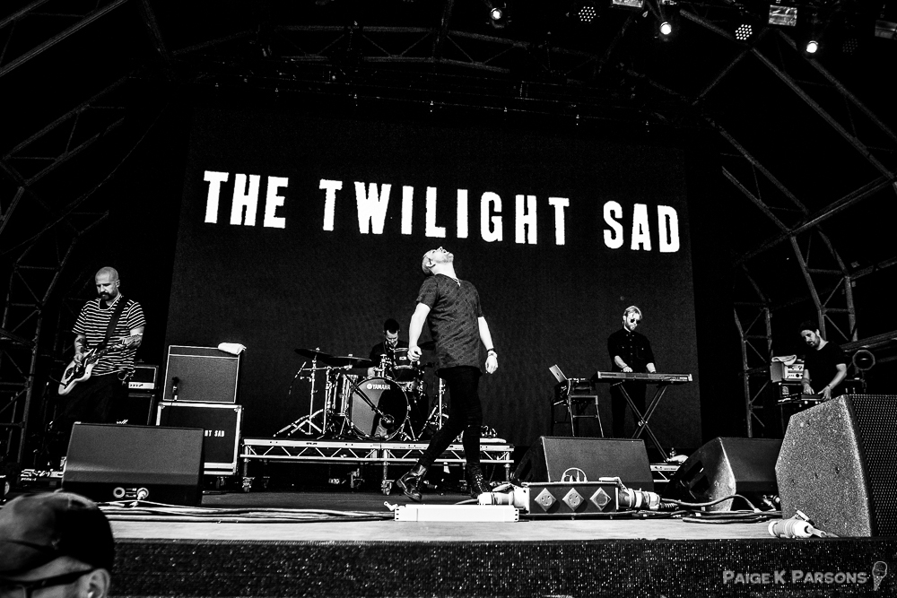 The Twilight Sad Hyde Park pkp-5531