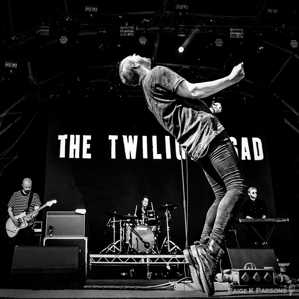 The Twilight Sad Hyde Park pkp-5811