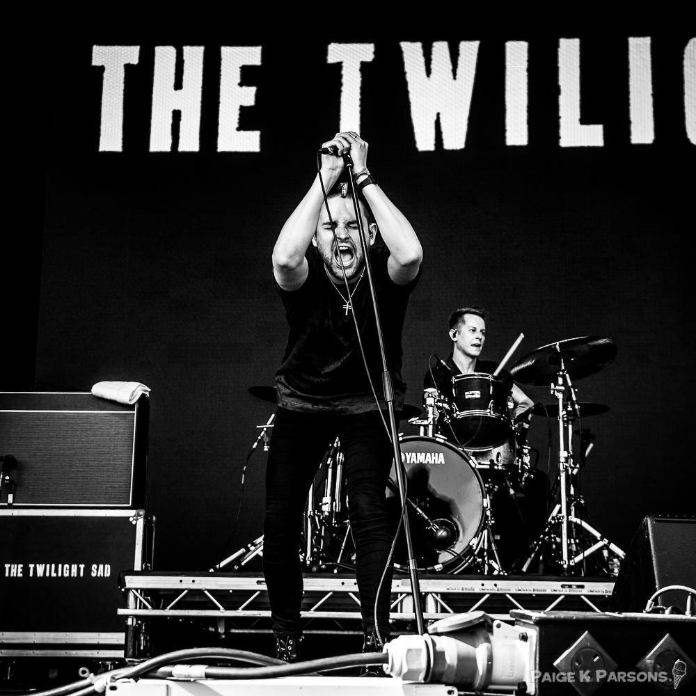 The Twilight Sad Hyde Park pkp-6021