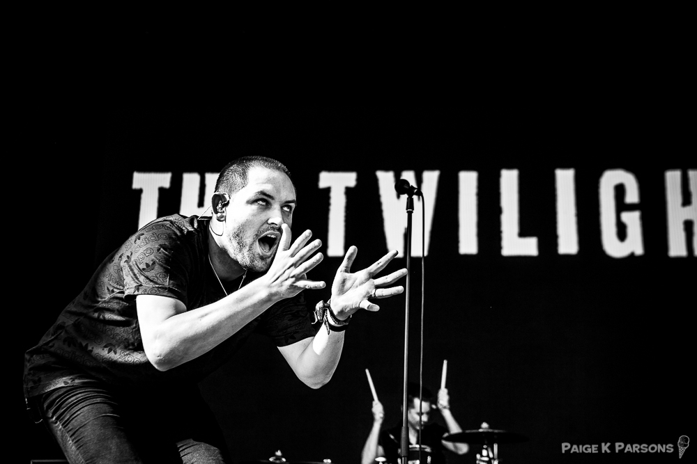 The Twilight Sad Hyde Park pkp-6093