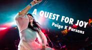 A Quest for Joy Title Slide